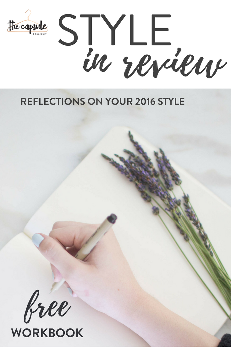 Review your year in style!