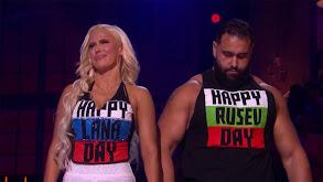 Mark Cuban vs. Rusev and Lana and The New Day vs. SWV thumbnail