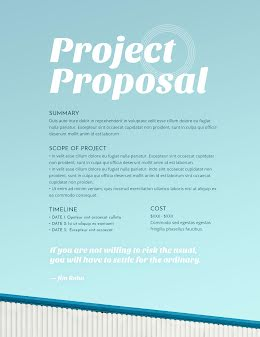 Target Project - Project Proposal item