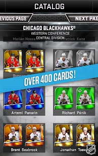 NHL SuperCard 2K17 Screenshot