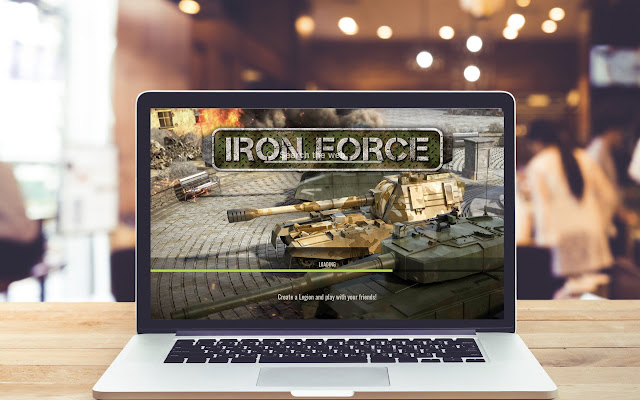 Iron Force HD Wallpapers Game Theme