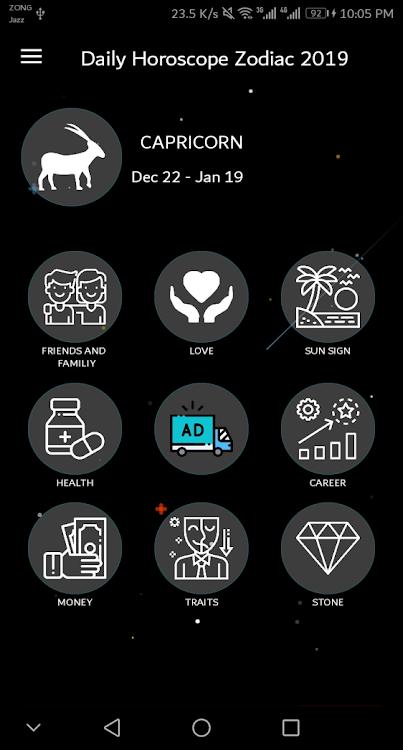 Daily Horoscope Zodiac 2019 – (Android Apper) — AppAgg