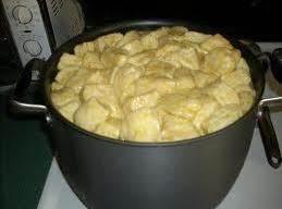 Homemade Chicken n Dumplings