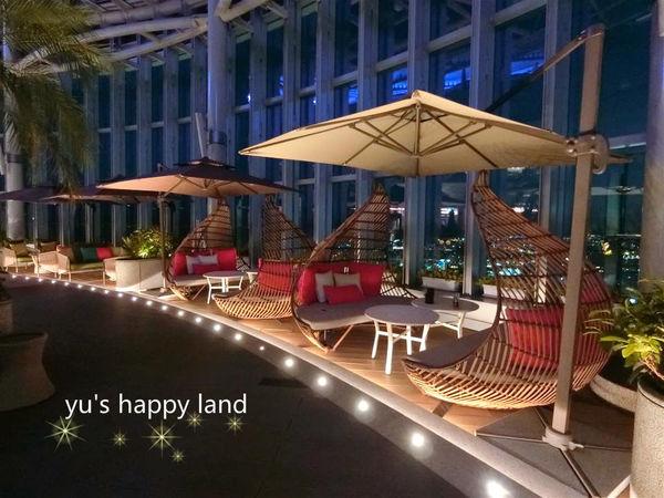 板橋美食 『Asia 49 亞洲料理及酒廊』 高空景觀餐廳 浪漫空中花園 360度景觀心得 食記 約會 聚餐