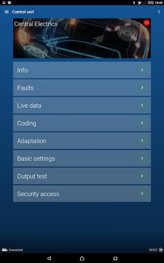 OBDeleven PRO car diagnostics app VAG OBD2 Scanner  screenshots 11