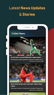 Live Line & Cricket Scores – Cricket Exchange App Download For Android and iPhone 3