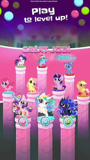 My Little Pony Pocket Ponies - screenshot