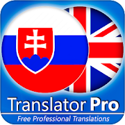 Slovak - English Translator ( Text to Speech )