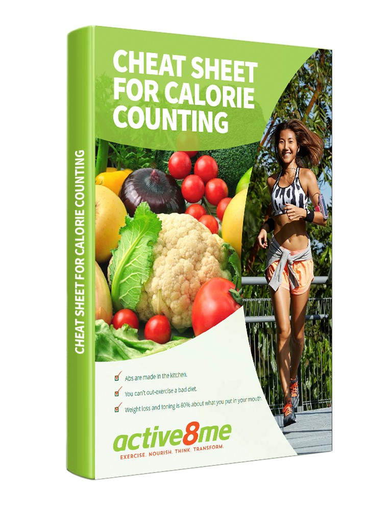 Cheat Sheet for Calorie Counting