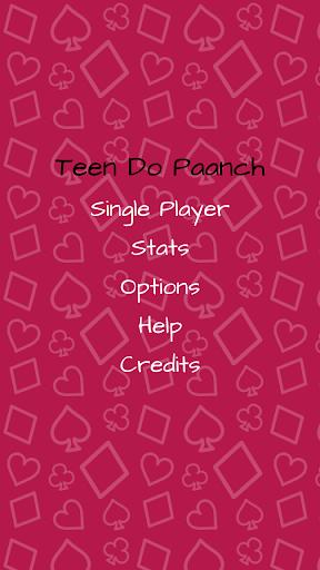 3-2-5 Teen Do Paanch