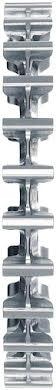 Gates CDX Rear Sprocket for Sturmey Archer 46.87mm 3-Lobe - 26t,Silver alternate image 1