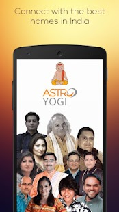 astroYogi Astrologers- screenshot thumbnail