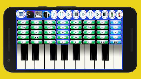 Organo Pad - náhled