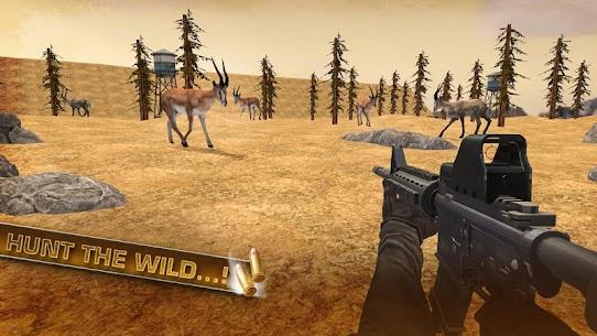 Deer Hunting 2020: hunting games free 2