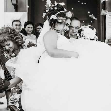 Wedding photographer Olesya Malienko (Andromeda86). Photo of 11.09.2017