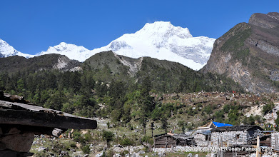 Photo: Chhyal La village