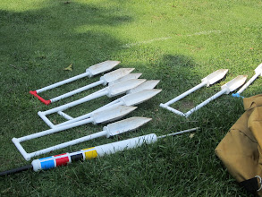 Photo: Tournament wickets