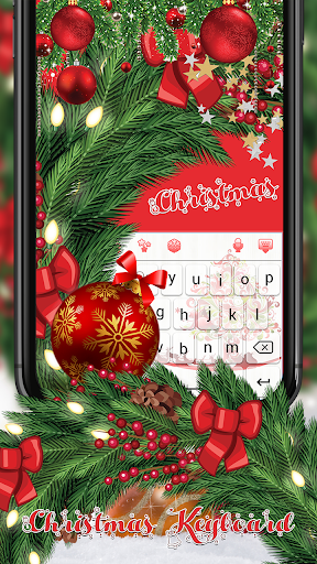 Christmas Keyboard screenshots 3