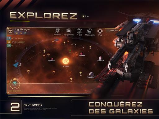 Code Triche Nova Empire APK MOD (Astuce) screenshots 2