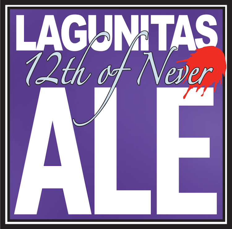 Logo of Lagunitas 12th Of Never
