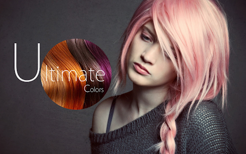 Hair Color Changer Ultimate- screenshot thumbnail