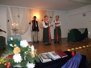 Photo: Wieczór pamięci poświęcony Ks. Władysławowi Bodzkowi i  Marii Zawadzkiej