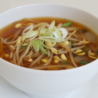 Soybean Sprout Soup.
