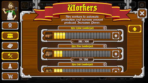 Craftsmith - Idle Crafting Game filehippodl screenshot 6