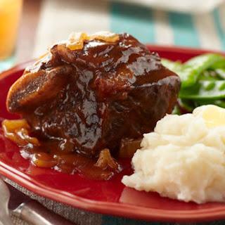 Slow-Cooker BBQ Short Ribs Recipe