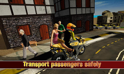 Bike Taxi Pick n Drop  screenshots EasyGameCheats.pro 5