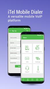 App iTel Mobile Dialer Express APK for Windows Phone