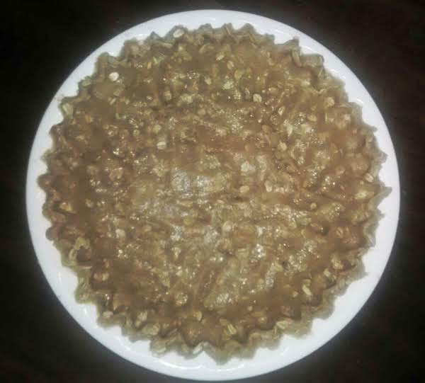 Honey Oat Pie Crust Recipe