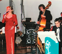 Photo: Gail Biss and The Big Swing Band