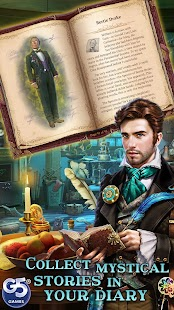 The Paranormal Society: Hidden Object Adventure Screenshot