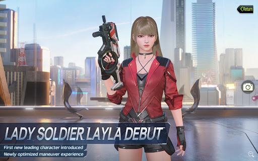 Cyber Hunter 0.100.318 screenshots 2