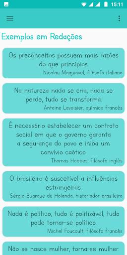 Citação Redação PRO  screenshots 4