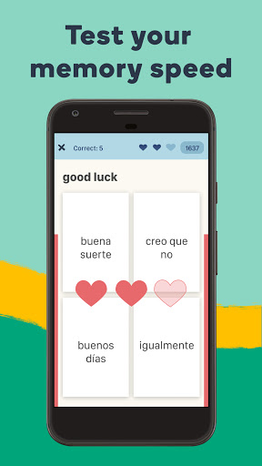 Learn Languages with Memrise - Spanish, French screenshot 8