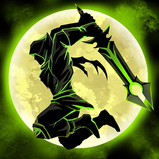Shadow of Death: Darkness RPG - Fight Now Icon