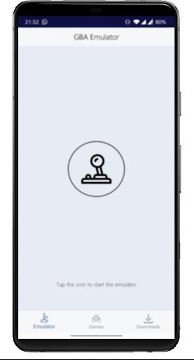 classic gba emulator with roms support screenshot 2