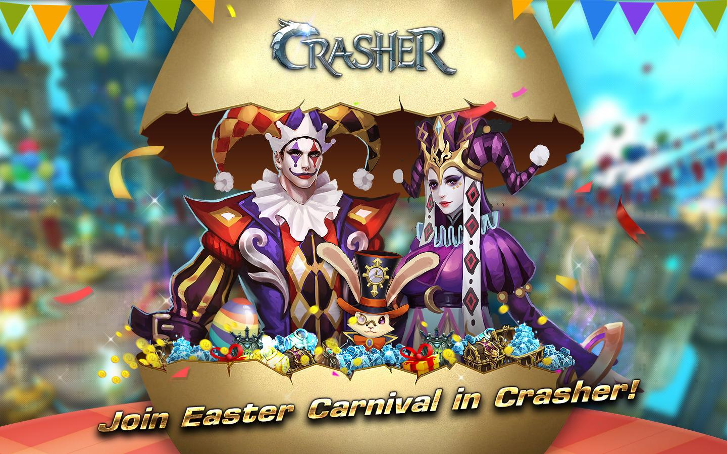 Crasher - MMORPG- screenshot