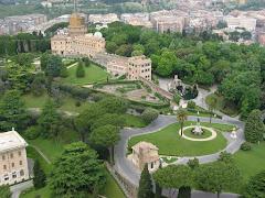 Visiter Les jardins du Vatican