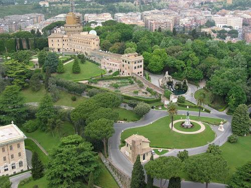 Photo Les jardins du Vatican