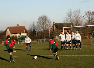 Photo: 08/01/11 v Parkside (Suffolk & Ipswich League Div 2) 0-0 - contributed by Martin Wray