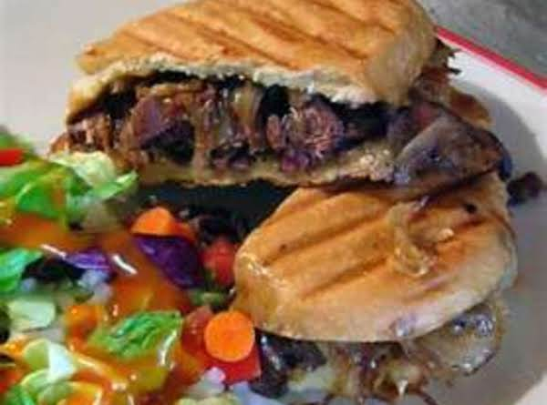 Steak And Havarti Panini With My Secret Sauce Recipe
