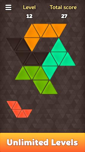 Triangle Tangram screenshot 2