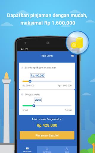 Raja Uang - Pinjaman online cepat & terpercaya for PC