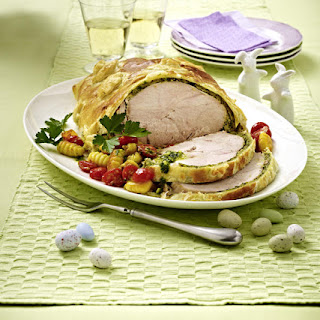 Roast Turkey Wellington.