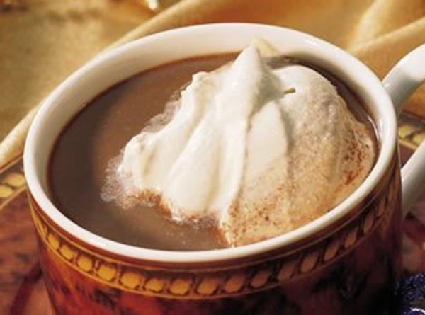 Double Double Chocolate Cappuccino Cocoa Recipe