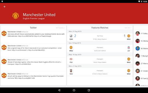 EPL Live: English Premier League scores and stats 8.0.4 Screenshots 13