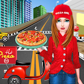 Pizza Delivery Crazy Chef – Pizza Making Games